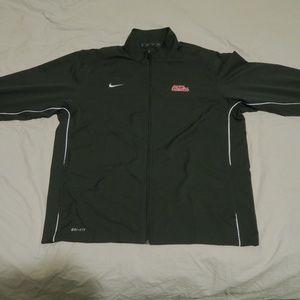 Nike Core 2.0 Team Woven Jacket Ole Miss Rebels XL